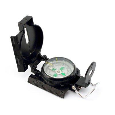 Swisent Orizons - Kompas Med Høj Nøjagtighed - Sort