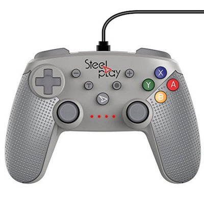 Nintendo Switch Controller Wired - Grå