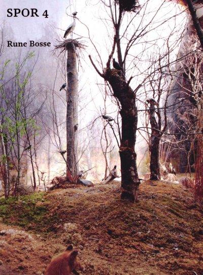 Spor 4 - Rune Bosse - Marie Nipper - Bog