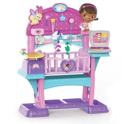 Doc Mcstuffins Baby Check Up Nursery