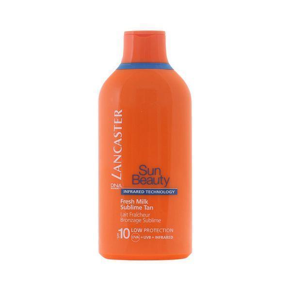 Solcreme Sun Beauty Lancaster SPF 10 (400 ml)