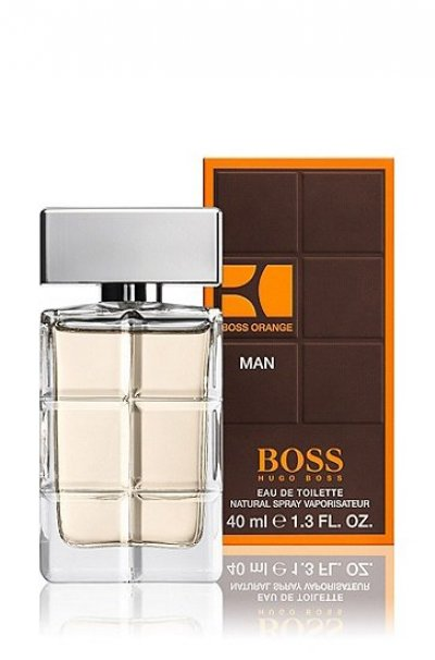 Hugo Boss Edt. - Orange - 40 Ml