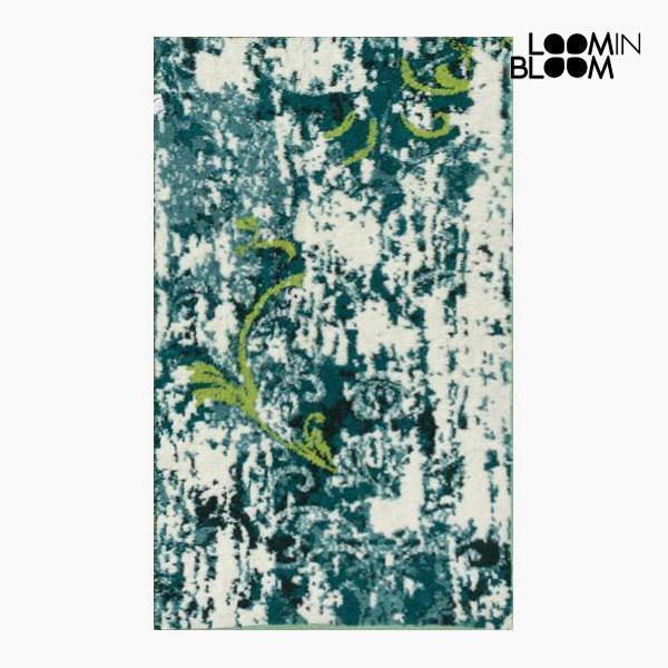 Tæppe Grøn (150 x 80 x 3 cm) - Sweet Home Samling by Loom In Bloom