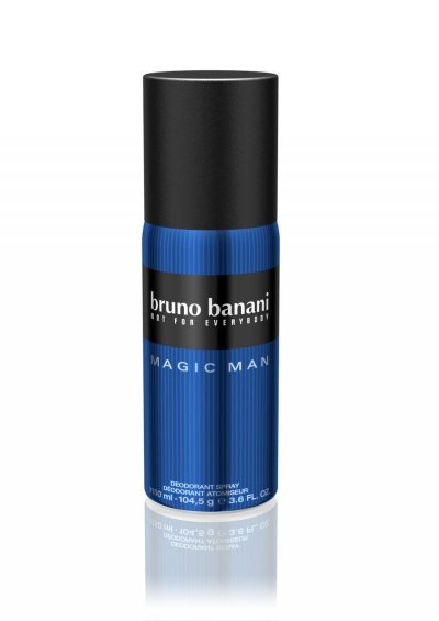 Bruno Banani Deodorant Spray - Magic Man - 150 Ml