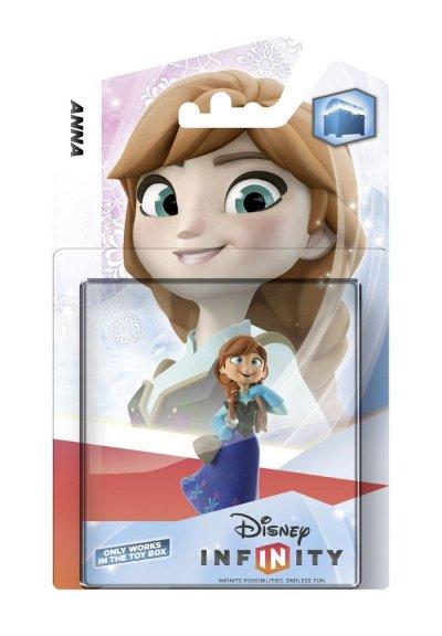 Disney Infinity - Frost - Anna Figur