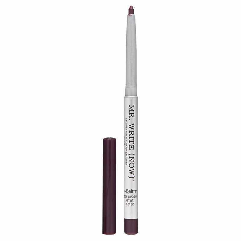 theBalm Mr. Write (Now) Eyeliner Pencil 0,28 gr. - Scott B. Bordeaux