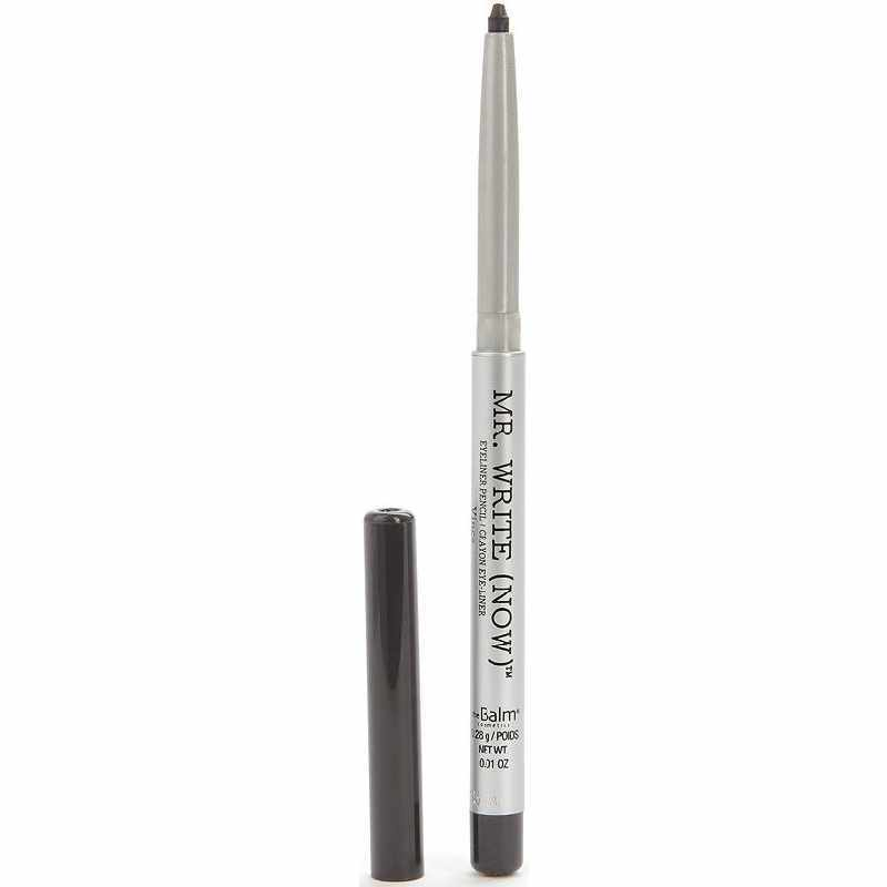 theBalm Mr. Write (Now) Eyeliner Pencil 0,28 gr. - Vince B. Charcoal