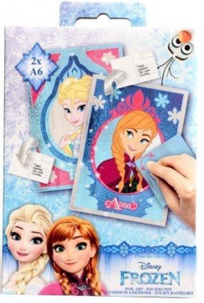 Disney Frost Lav Selv Fødselsdagskort
