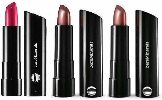 Bare Minerals Marvelous Moxie Lipstick 3,5 gr. - Vælg Farve (U)