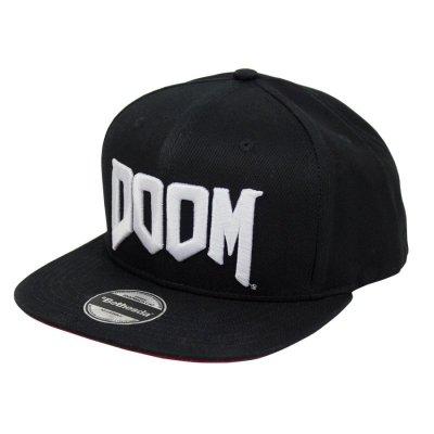 Doom Merchandise Kasket Snapback Logo