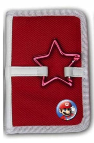 Nintendo Ds Opbevaringstaske Med Mario