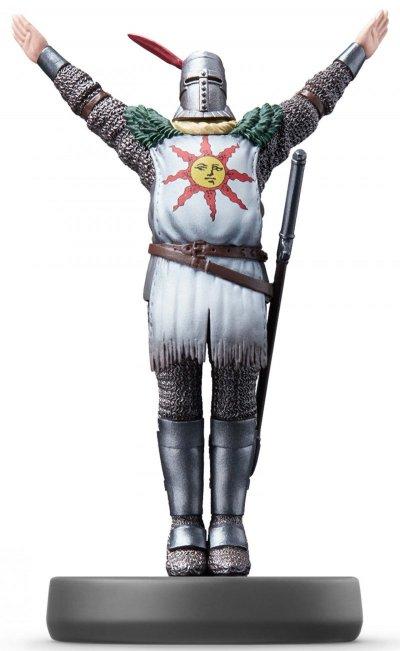 Nintendo Switch Amiibo Figur - Solaire Of Astora - Dark Souls