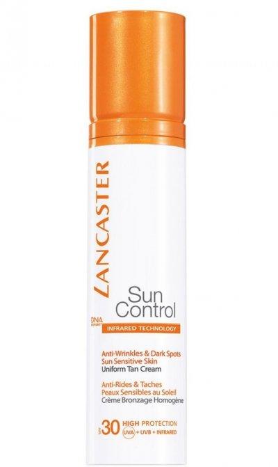 Lancaster Solcreme - Sun Control Anti-Wrinkles And Dark Spots Cream Spf30 50 Ml