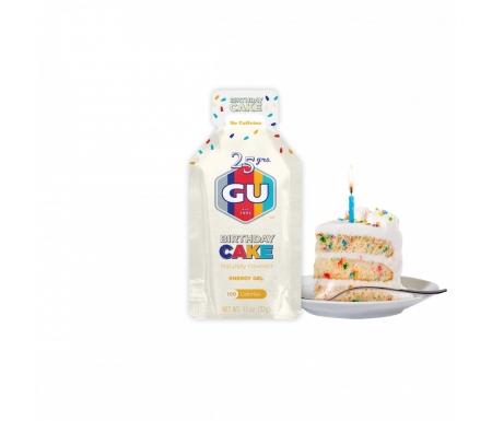 GU Energy Gel - Birthday Cake - 32 gram
