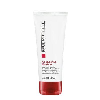 Paul Mitchell Hårvoks - Flexible Style Wax Works Gel 200 Ml