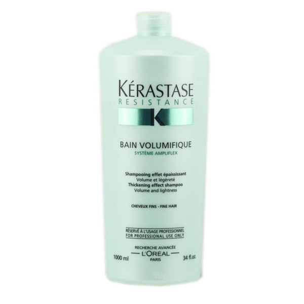 Kerastase Resistance Bain Volumifique Shampoo, 1000 ml