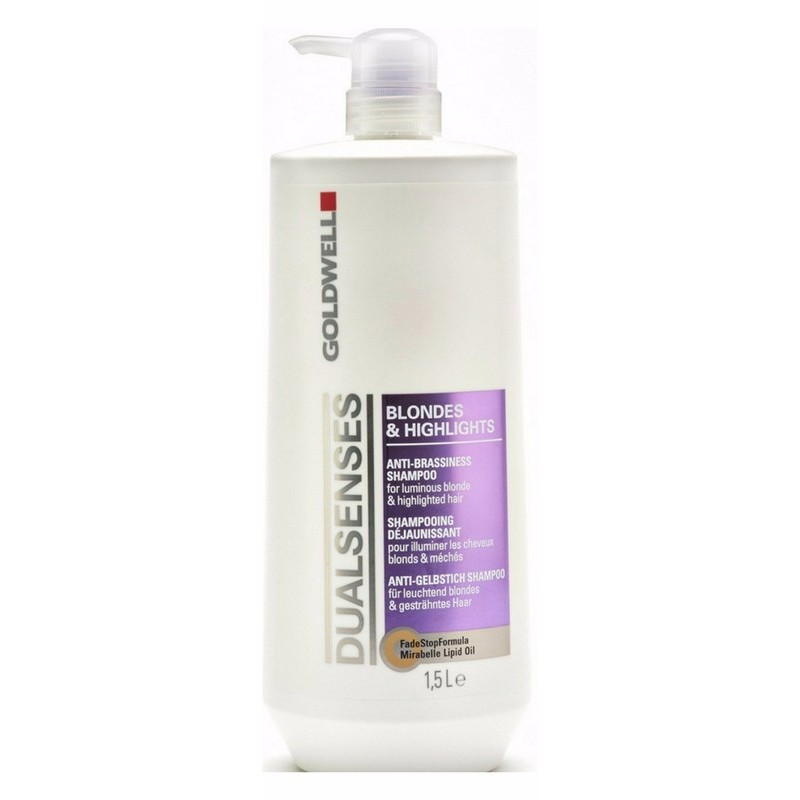 Goldwell Dualsenses Blondes & Highlights Shampoo 1500 ml (gl. design)