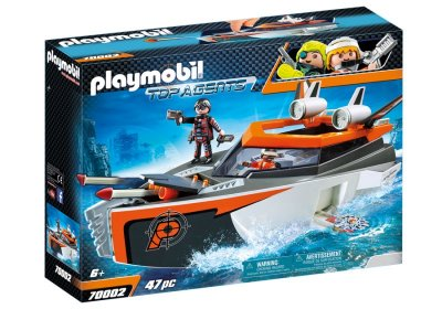 Playmobil - Top Agents Turboskib - 70002