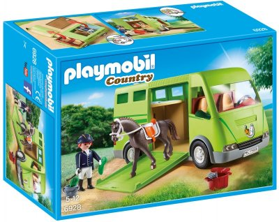 Playmobil Country 6928 - Hestetrailer