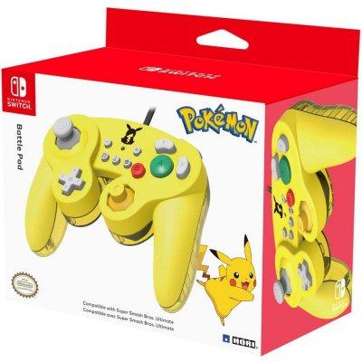 Nintendo Switch Super Smash Bros Controller - Pikachu