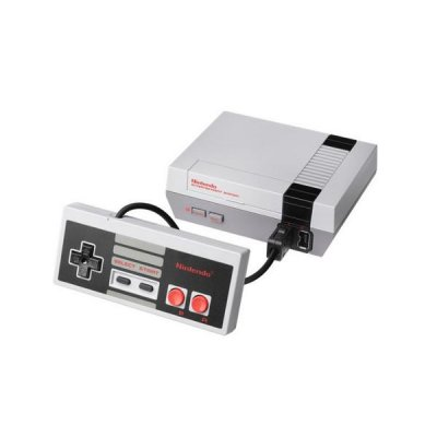 Nintendo Classic Mini: Nintendo Entertainment System Nes - Grå
