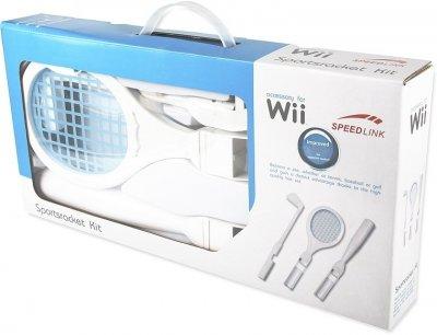 Nintendo Wii - Sportsracket Kit