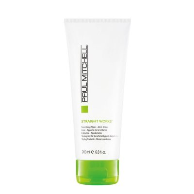 Paul Mitchell Hårgelé - Straight Works Smoothing Styler 200 Ml