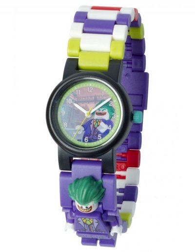 Lego Batman Armbåndsur Med Jokeren