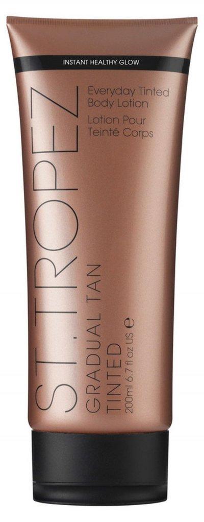 St. Tropez Selvbruner - Gradual Tan Tinted Body Lotion - 200 Ml