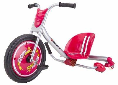 Razor Flashrider 360 - Børnecykel Med Lavt Sæde - Pink