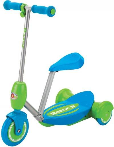 Razor Lil' E - El Løbehjul Til Børn Med Sæde - Elektrisk - 3 Km/T - Blå