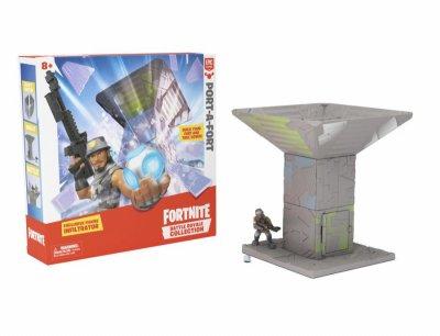 Fortnite - Port-A-Fort Figur Sæt