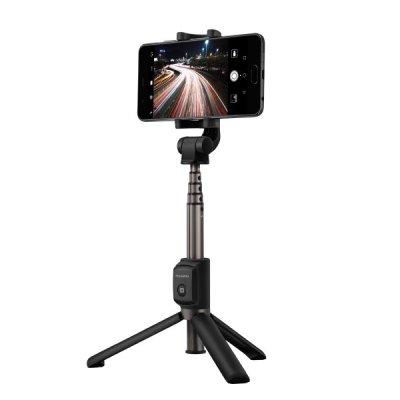 Huawei - Bluetooth Selfie Stang Og TriPod Med Udløser - Forlængbar