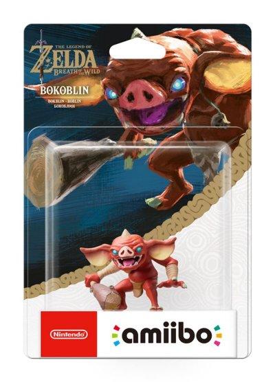 Nintendo Amiibo - Legend Of Zelda Figur - Bokoblin