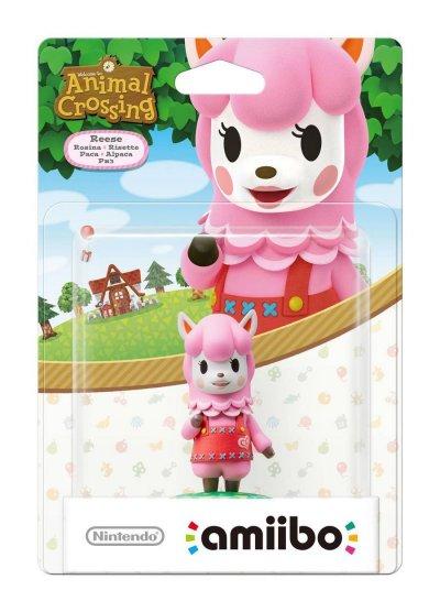 Nintendo Amiibo - Animal Crossing Figur - Reese
