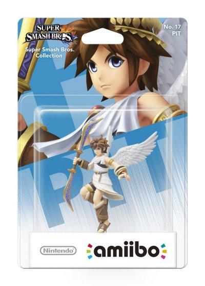 Nintendo Amiibo - Super Smash Bros. Figur - Pit