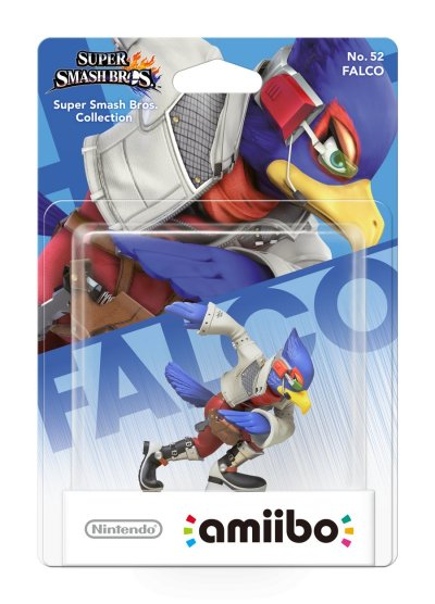 Nintendo Amiibo - Super Smash Bros. Figur - Falco