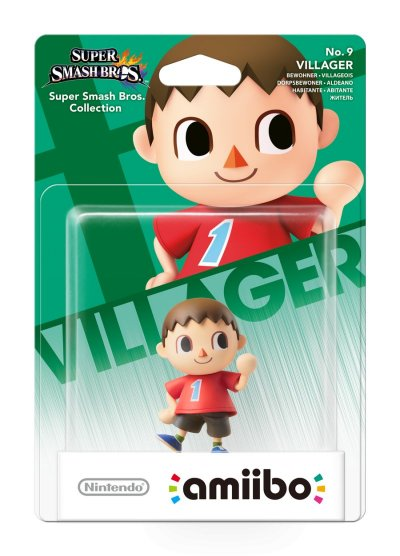 Nintendo Amiibo - Super Smash Bros. Figur - Villager