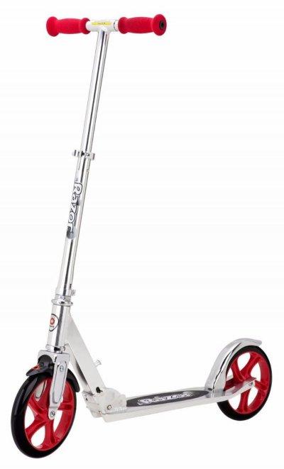 Razor Løbehjul - A5 Lux - Sølv
