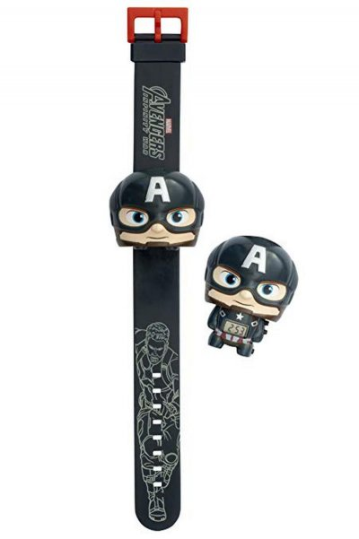 Bulbbotz Captain America Armbåndsur