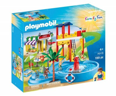 Playmobil - Club Set Waterpark - 70115