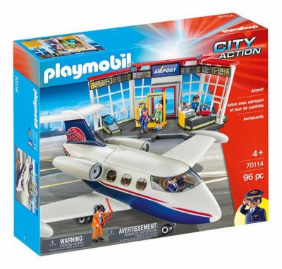 Playmobil - Club Set Airport - 70114