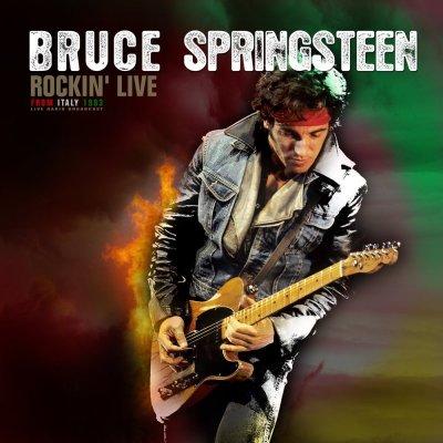 Bruce Springsteen - Rockin' Live From Italy 1983 - Vinyl / LP