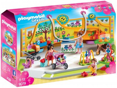 Playmobil City Life - Babybutik - 9079