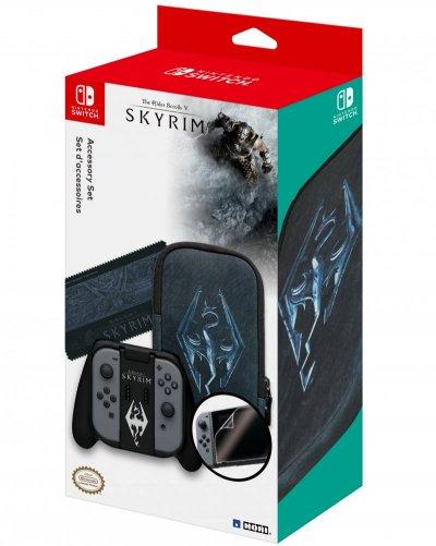 Nintendo Switch Greb Tilbehør - Skyrim The Elder Scrolls V Limited Edition
