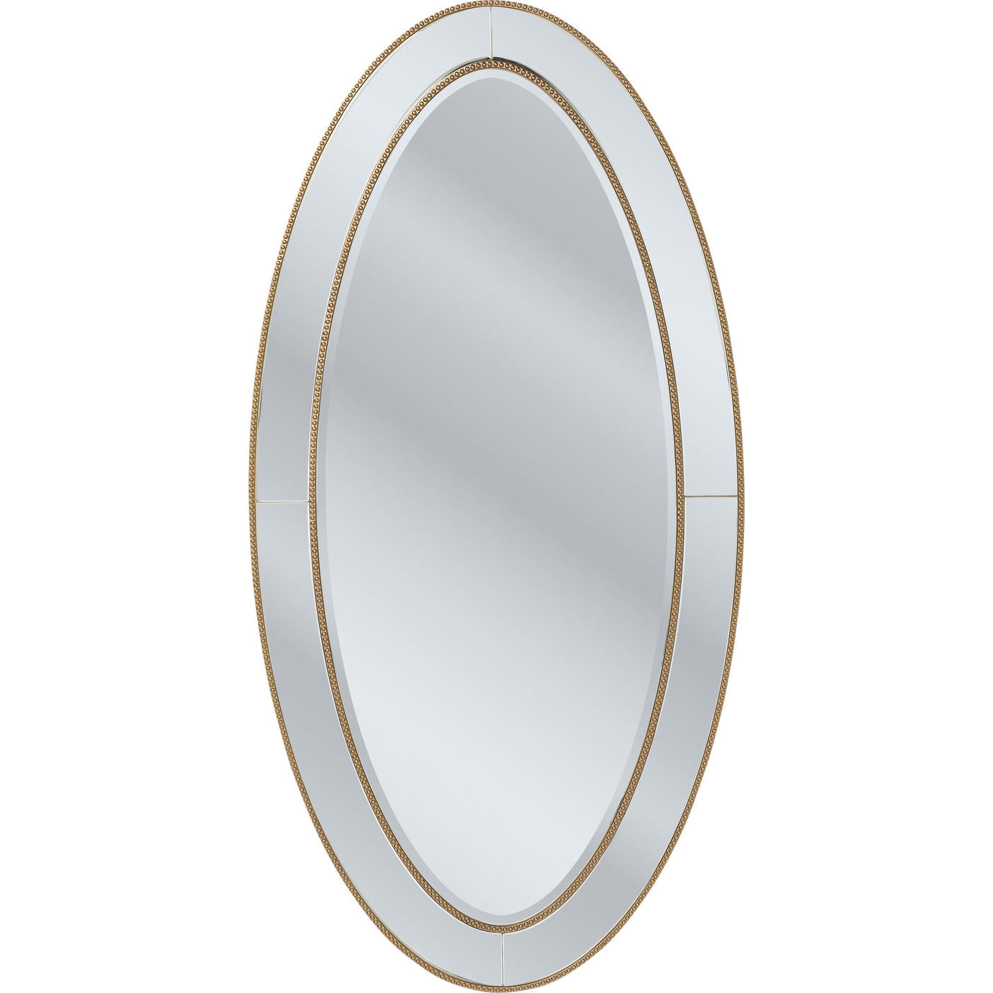 KARE DESIGN Spejl, Elite Oval 180x90cm