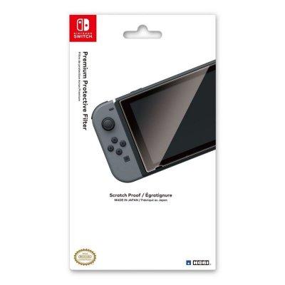 Hori - Nintendo Switch Skærmbeskyttelse - Premium