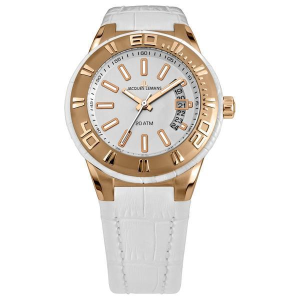 Unisex ur Jacques Lemans 1-1770H (50 mm)