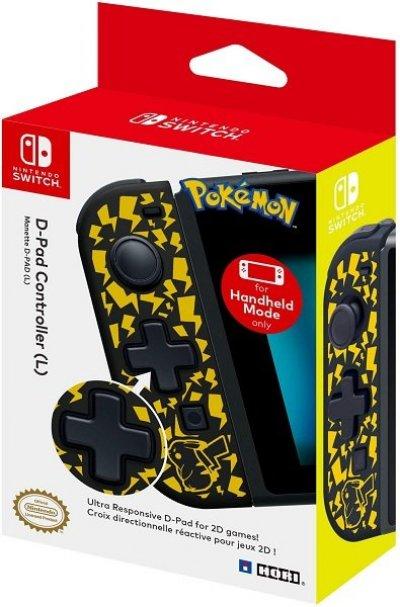 Hori Nintendo Switch D-Pad Pokemon Controller L