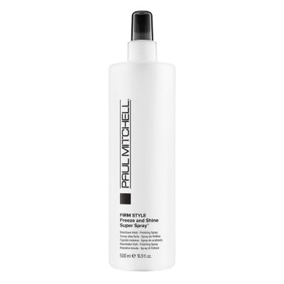 Paul Mitchell Hårspray - Freeze And Shine Super Styling Spray 500 Ml